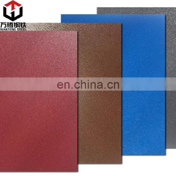 ppgi ppgl colour coated galvanised sheets pre coated galvanized sheets