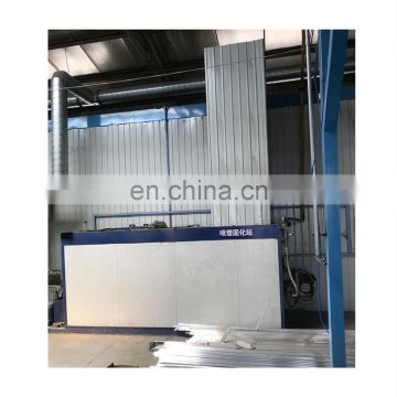 Excellent powder coating system machine for aluminum windows and doors