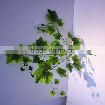 Home and outdoor garden table wedding christmas decoration 60cm or 2ft Height artificial colorfully maple leaf E06 0635