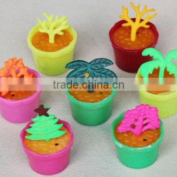 Growing plants;Water flooding toys;2016 best selling; Novelty toys;Manufacture wholesale; fast growing toys;grow expand