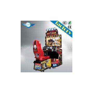 Dirty Driving Simulator Arcade Racing Car Game Machine