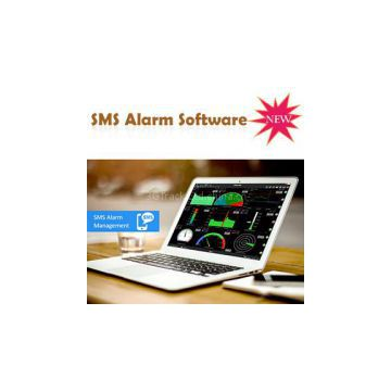 SMS Alarm Software[