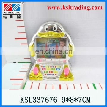 electroplating penguins water game for children