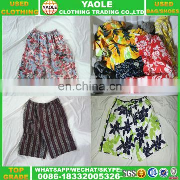 second hand used clothing short pants used clothes japan