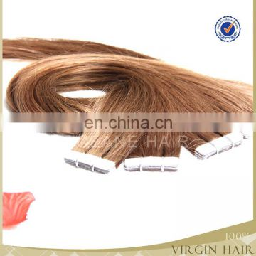 100% human virgin great lengths hair extension tape