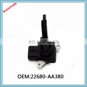 BAIXINDE for S12 EJ253 2.5L mass Air Flow Meter sensor OEM 197400-5111 22680-AA380