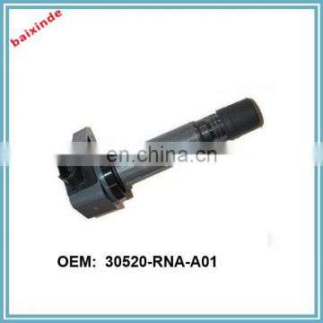 Auto parts Ignition coil as OEM standard 30520-RNA-A01 099700-101 30520RNAA01 099700101