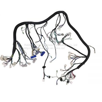 Golf Tour Car Wire Harness With Ipcwhma A 620 Compliant Of Wire