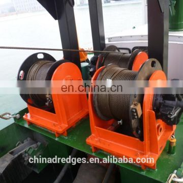 800m3/h small cutter suction dredger