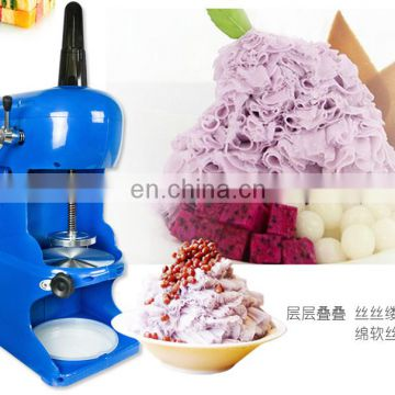 Good Quality Easy Operation Ice Shave Machine snow ice shaver machine, ice shaver with CE