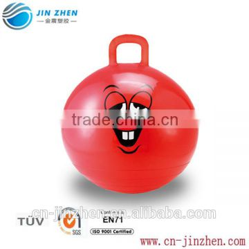 inflatable kids bounicng balls 45cm jumping ball with different colors customer designer logo