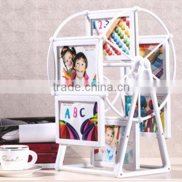 New creative rotatable ferris wheel photo frame