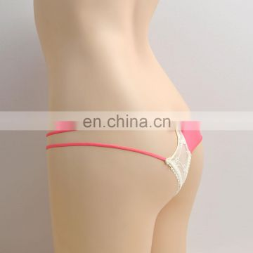 Professional Comfortable Plus Size Friendly Kids Thong Underwear