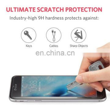 Enkay Hat-Prince 10Pcs Explosion-proof Anti-Scratch Tempered Glass Screen Protector Film for Samsung Galaxy J7 (2017)