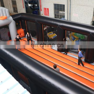 inflatable rally court,inflatable basketball hoop