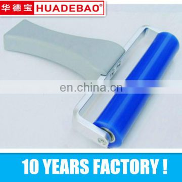 Silicon roller for cleanroom dust remove