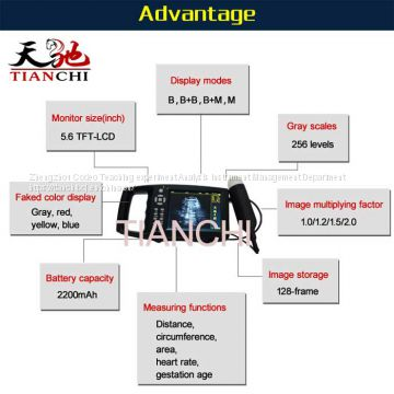 TIANCHI TC-210 cheap ultrasound machine  Manufacturer in AE