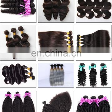 best selling all types of weave Mink virgin brazilian hair in mozambique cuticle aligned hair