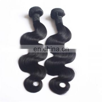 Body wave hair weaves 100% virgin remy human hair wholesale