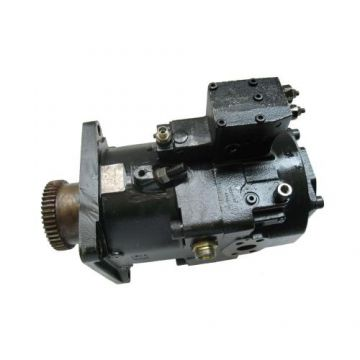 A11vlo130drs/10l-nsd12n00-s Excavator Rexroth A11vo Hydraulic Piston Pump Thru-drive Rear Cover