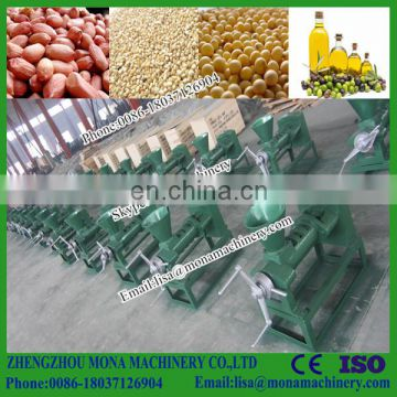 High quality Hot & Cold Semi-automatic Macadamia nut Oil Press/Oil Mill/Oil Expeller Machine