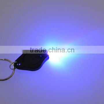 395-400nm UV purple Light Keychain LED wholesale