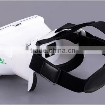 High-Tech RITECH III ABS Plastic 3D VR Virtual Reality Glasses For wholesale