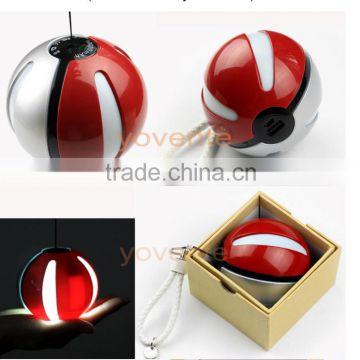 2016 amazon Hottest game toy wholesale pokeball poke ball pokemon ball power bank for phone ipad