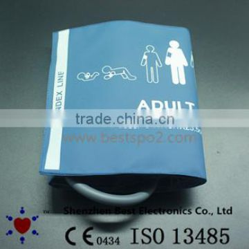 Patient Monitor Blood Pressure Adult Cuff Single Tube