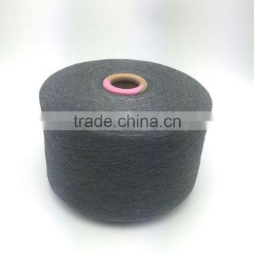 China Suppliers 60/40 21s Cotton Polyester Blend Yarn For Knitting Sock Yarn