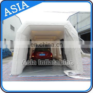 Mobile Automatic Inflatable Spray Booth, Used Paint Portable Spray Booth for Sale