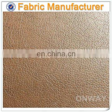 grade pu synthetic leather for shoes fabric