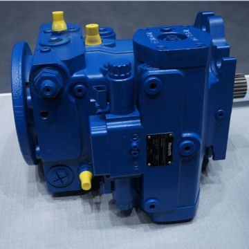 A4vso250hd/22r-ppb13n00 Thru-drive Rear Cover Plastic Injection Machine Rexroth  A4vso Tandem Piston Pump