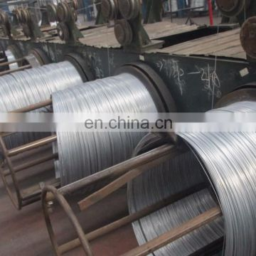 Low Price Electro Galvanized Iron Wire/Galvanized Binding Wire/Gi Binding Wire