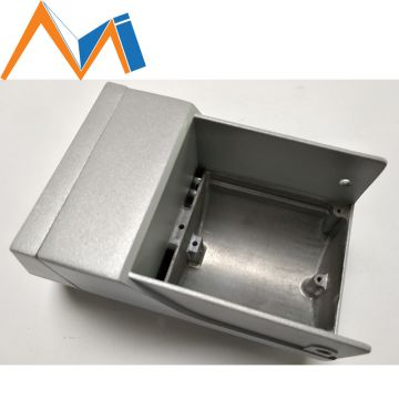 Low-Price Custom Precision Aluminum Die Casting by Aluminum Radiator (Oil Blooming)
