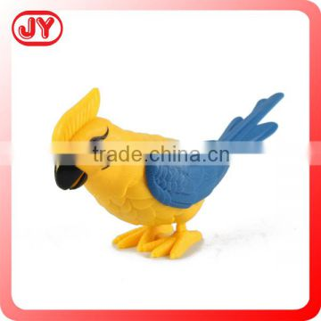 Wind up bird parrot toys for kids