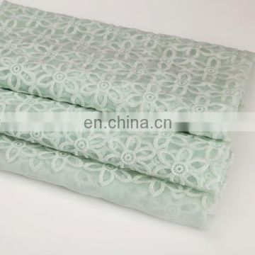 2015 Best Selling Products In French Cheap Green Cord Lace Fabric