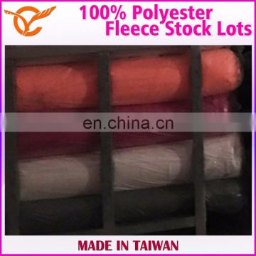 100% Polyester Fleece Lined Non-Skid Scooties Textile In Stock