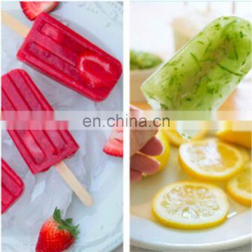 automatic stick ice cream ice pop making machine ice lolly making machine with low price