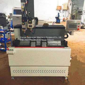 CNC Driling and Miling Machine CNC800A2 Aluminum Profile CNC Drilling and Milling Machine