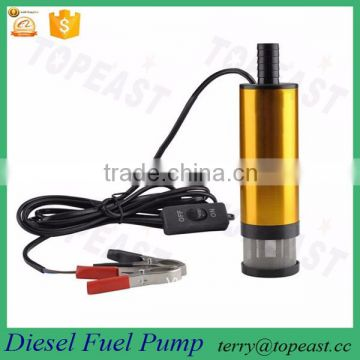 12V 24v Fuel Transfer Pump, Suitable Diesel, Oil, Water, Agri, Auto, Plant, Camping                                                                         Quality Choice