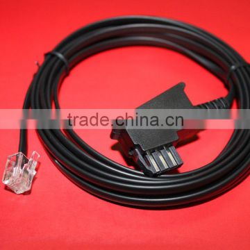 Telephone plug 4 wire phone cable telephone cable suppliers Austrian ...