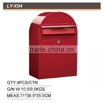 Factory Direct Sale Outstanding Quality iron Mail Box/Letter Box