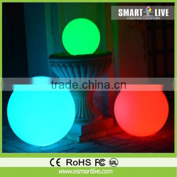 2016 hot sales Bright Shining Color Changing lighted LED Golf Balls