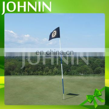 Wholesale cheap custom fashion polyester sport printed mini golf flag