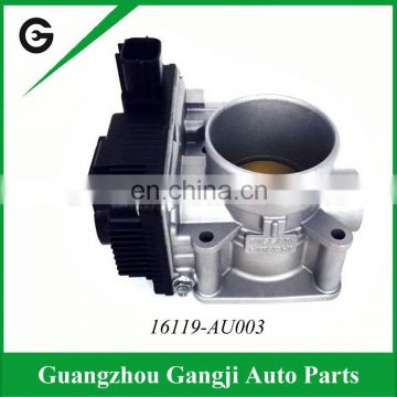 Factory Price High Quality Throttle Body Hitachi 16119-AU003
