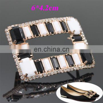 new arrival Rhinestone Shoe Clips lady shoe buckle accessory Rhinestone Jewelry For Shoe