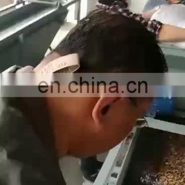 Automatic Almond Nut Shell Cracker Cracking Machine/hazelnut shell machine