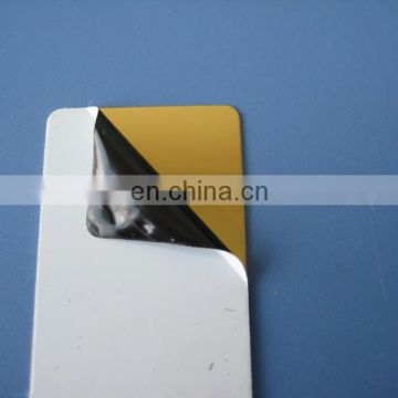 430 Titanium Gold Mirror Color Stainless Steel Sheet