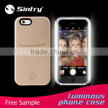 more photos 44609 f6a3e led demo universal selfie flashing case led flash lumee selfie light ...